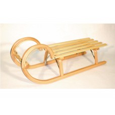 Mountain Sled 100 Wooden Sledge